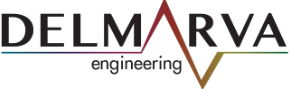 Delmarva Engineering Logo