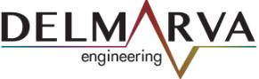 Delmarva Engineering Logo